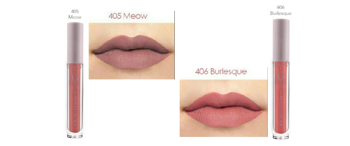 Lip Liquide Matte Madame Gie – Madame Gie Manado